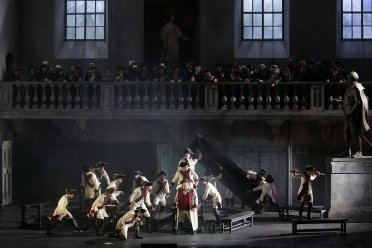 05 I masnadieri, photo Brescia e Amisano, Teatro alla Scala 2019