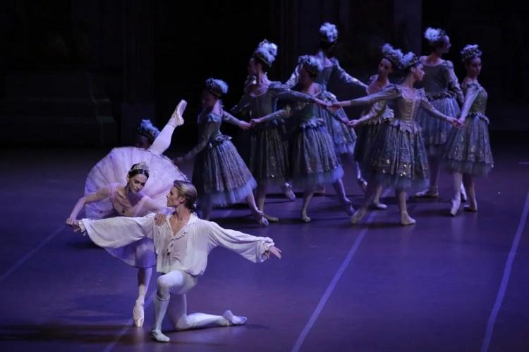 25 The Sleeping Beauty, with Polina Semionova and Timofej Andrijashenko