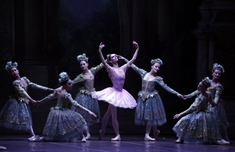 26 The Sleeping Beauty, with Polina Semionova in the vision scene