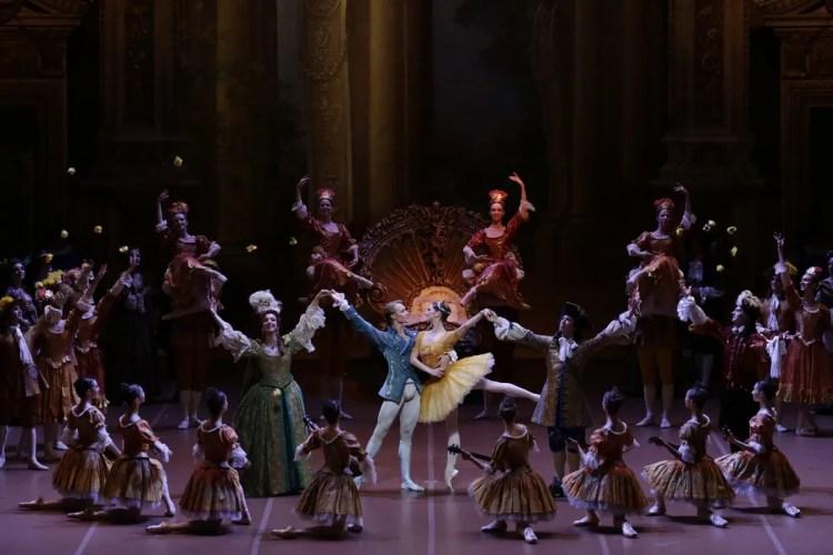 30 The Sleeping Beauty, with Polina Semionova and Timofej Andrijashenko