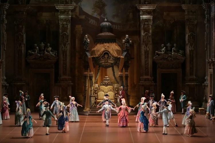 31 The Sleeping Beauty, with Marta Romagna, Alessandro Grillo and company