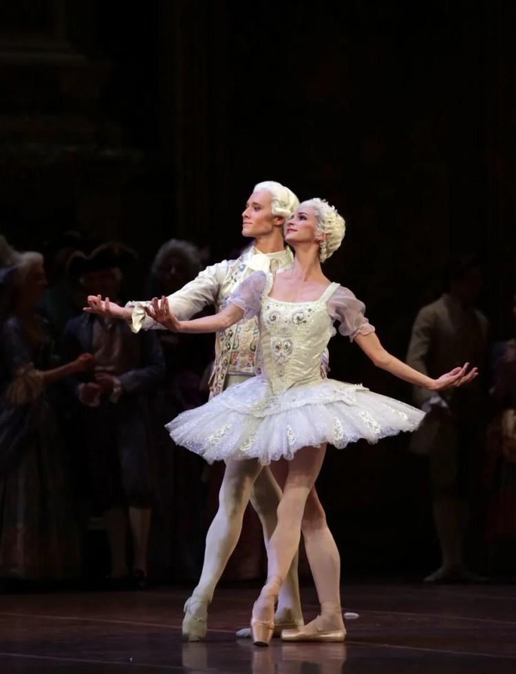 46 The Sleeping Beauty, with Polina Semionova and Timofej Andrijashenko