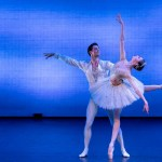 Diamonds (from Balanchine's Jewels) with Alena Kovaleva and Jacopo Tissi © Graham Spicer, Daniele Cipriani Entertainment 6