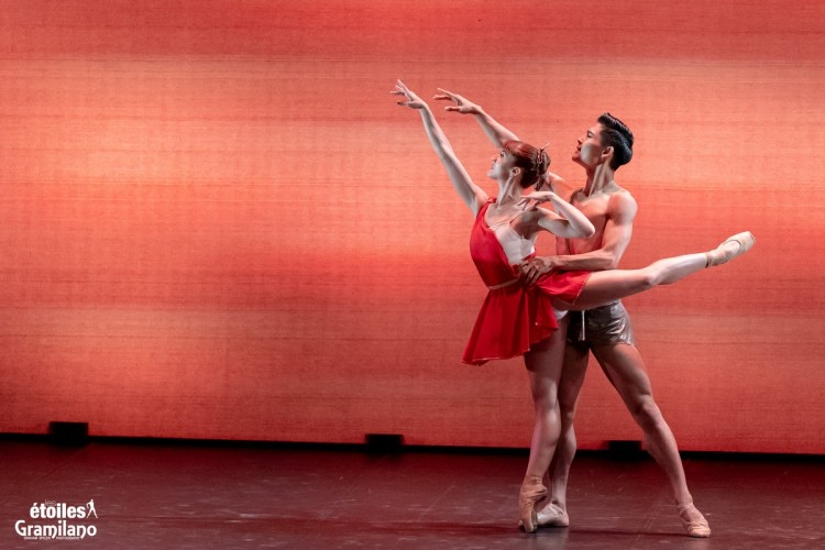 Diana and Actaeon with Rebecca Storani and Young Gyu Choi © Graham Spicer, Daniele Cipriani Entertainment 2