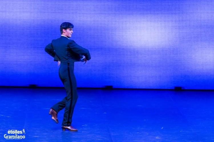 Zapateado de Sarasate with Sergio Bernal © Graham Spicer, Daniele Cipriani Entertainment 1