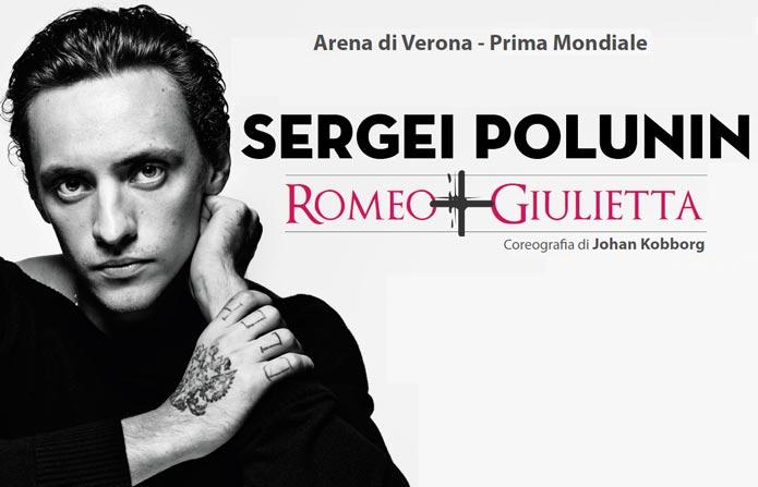 Sergei Polunin, Romeo and Juliet, Verona 2019