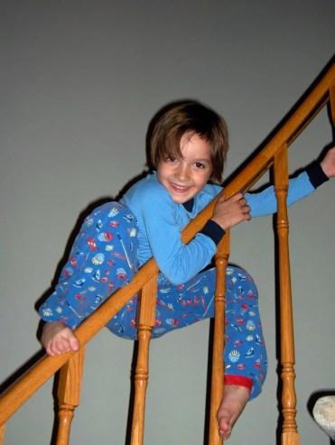 Shale Wagman the little thrill seeker (3)