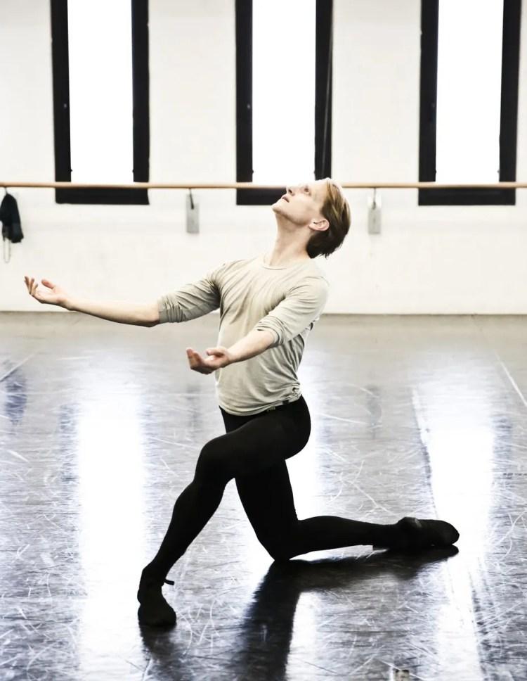 06 Giselle in rehearsal with David Hallberg © Brescia e Amisano Teatro alla Scala