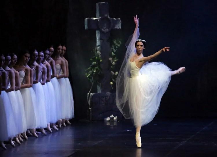 08 Giselle with Maria Celeste Losa @ Brescia e Amisano, Teatro alla Scala 2019