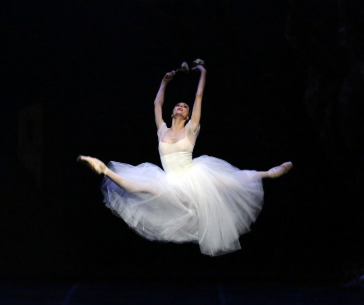 12 Giselle with Svetlana Zakharova @ Brescia e Amisano, Teatro alla Scala 2019