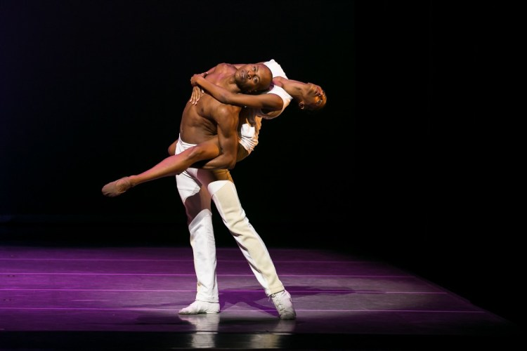 17 AAADT's Jacqueline Green and Jeroboam Bozeman in Jessica Lang's EN, photo by Dasa Wharton