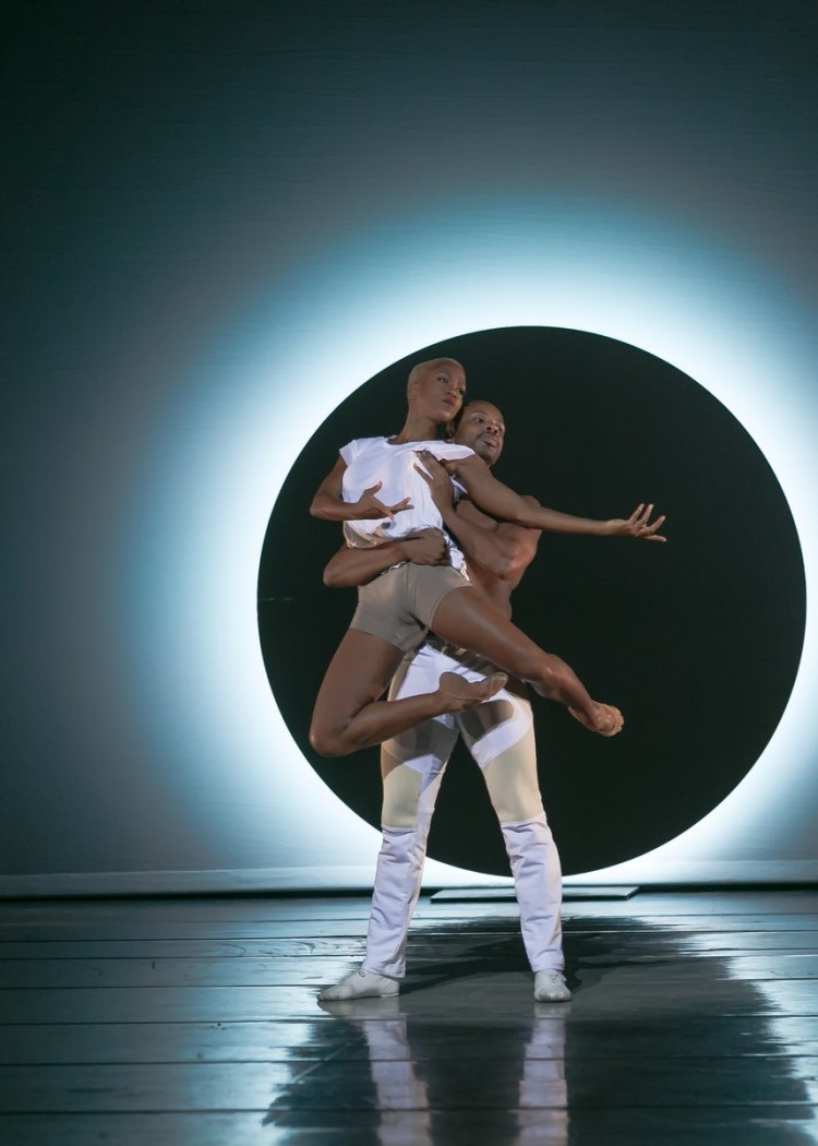 20 AAADT's Akua Noni Parker and Jermaine Terry in Jessica Lang's EN, photo by Dasa Wharton