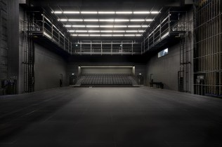 English National Ballet's new home on London City Island production studio © Michael Molloy
