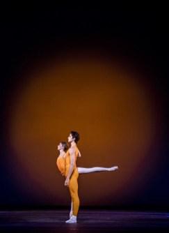 Concerto. Reece Clarke and Lauren Cuthbertson. ©ROH, 2019. Photographed by Tristram Kenton. (4)