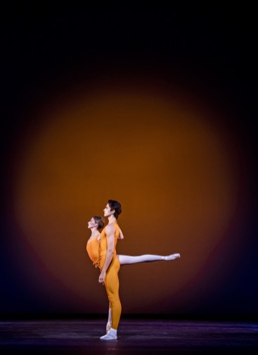 Concerto. Reece Clarke and Lauren Cuthbertson. ©ROH, 2019. Photographed by Tristram Kenton. (4)
