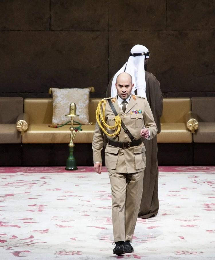 Giulio Cesare with Bejun Mehta © Brescia e Amisano, Teatro alla Scala 2019 01