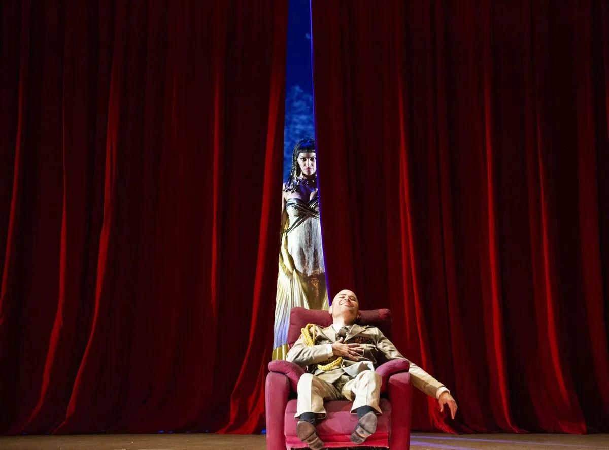 Giulio Cesare with Bejun Mehta and Danielle de Niese © Brescia e Amisano, Teatro alla Scala 2019