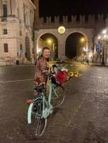 Hui He in Verona