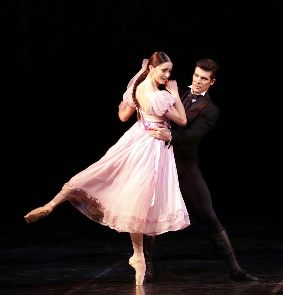 08 Onegin with Roberto Bolle and Marianela Nuñez photo by Brescia and Amisano, Teatro alla Scala 2019
