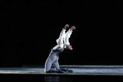 Alessandro Macario as Lensky in Onegin by John Cranko Teatro San Carlo