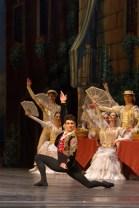 Alessandro Macario in Don Quixote by Alexei Fadeyechev, Teatro San Carlo