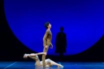 Alessandro Macario in Requiem Mozart by Boris Eifman, Teatro San Carlo