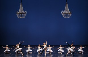 George Balanchine's Symphony in C © School of American Ballet 2019 05