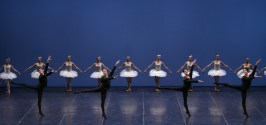 George Balanchine's Symphony in C © School of American Ballet 2019 16