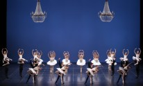 George Balanchine's Symphony in C © School of American Ballet 2019 17