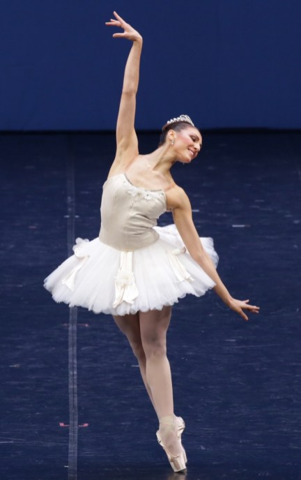 George Balanchine's Symphony in C with Martina Arduino © School of American Ballet 2019 03