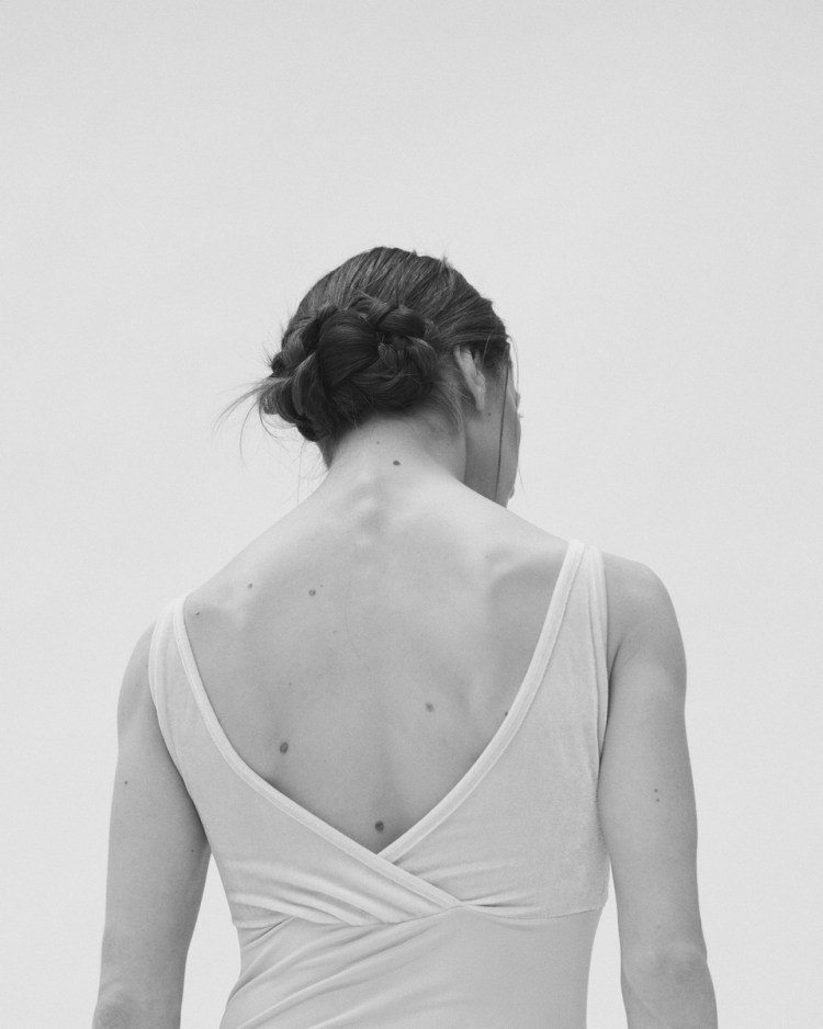 Marianela Nunez shot for Humanity magazine, photographed and guest edited by Paola Kudacki 01