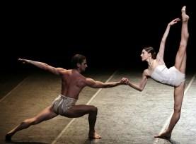 Pettie Mort with Nicoletta Manni and Mick Zeni, photo by Brescia e Amisano, Teatro alla Scala 2019 10