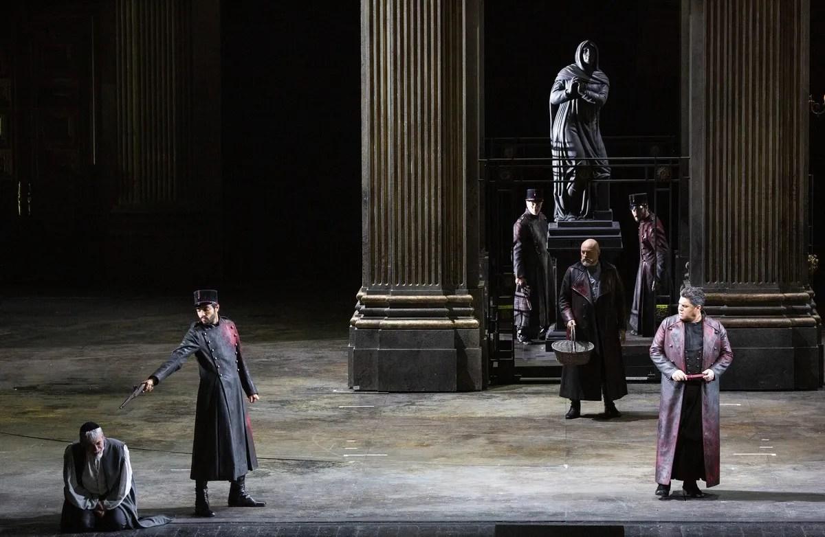 05 Tosca photo by Brescia e Amisano, Teatro alla Scala 2019