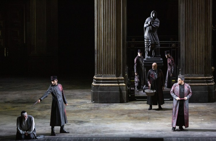 05 Tosca photo by Brescia e Amisano, Teatro alla Scala 2019