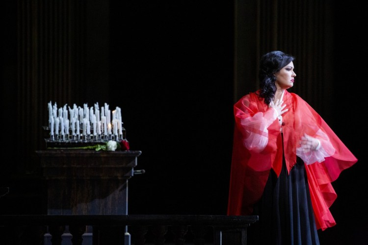 06 Tosca with Anna Netrebko, photo by Brescia e Amisano, Teatro alla Scala 2019