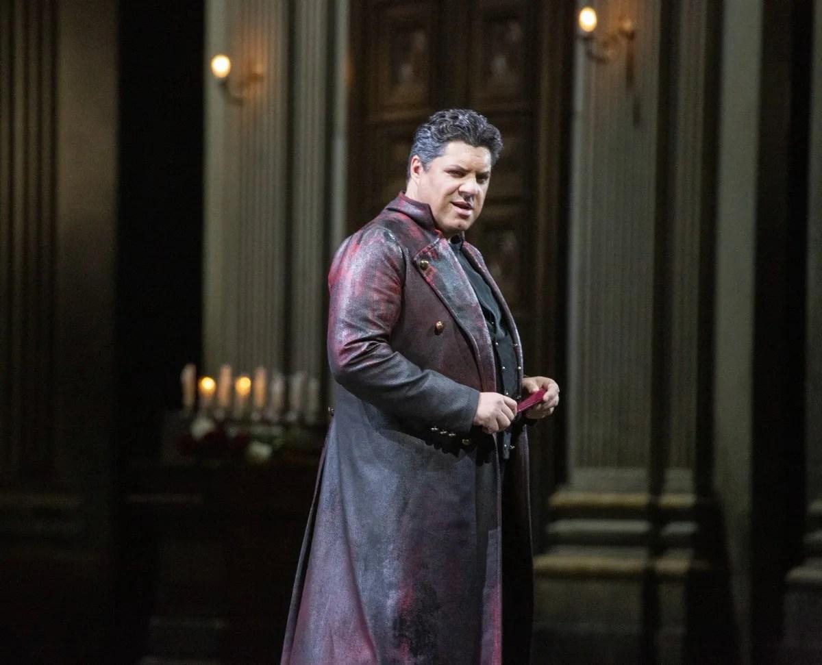 09 Tosca with Luca Salsi photo by Brescia e Amisano, Teatro alla Scala 2019