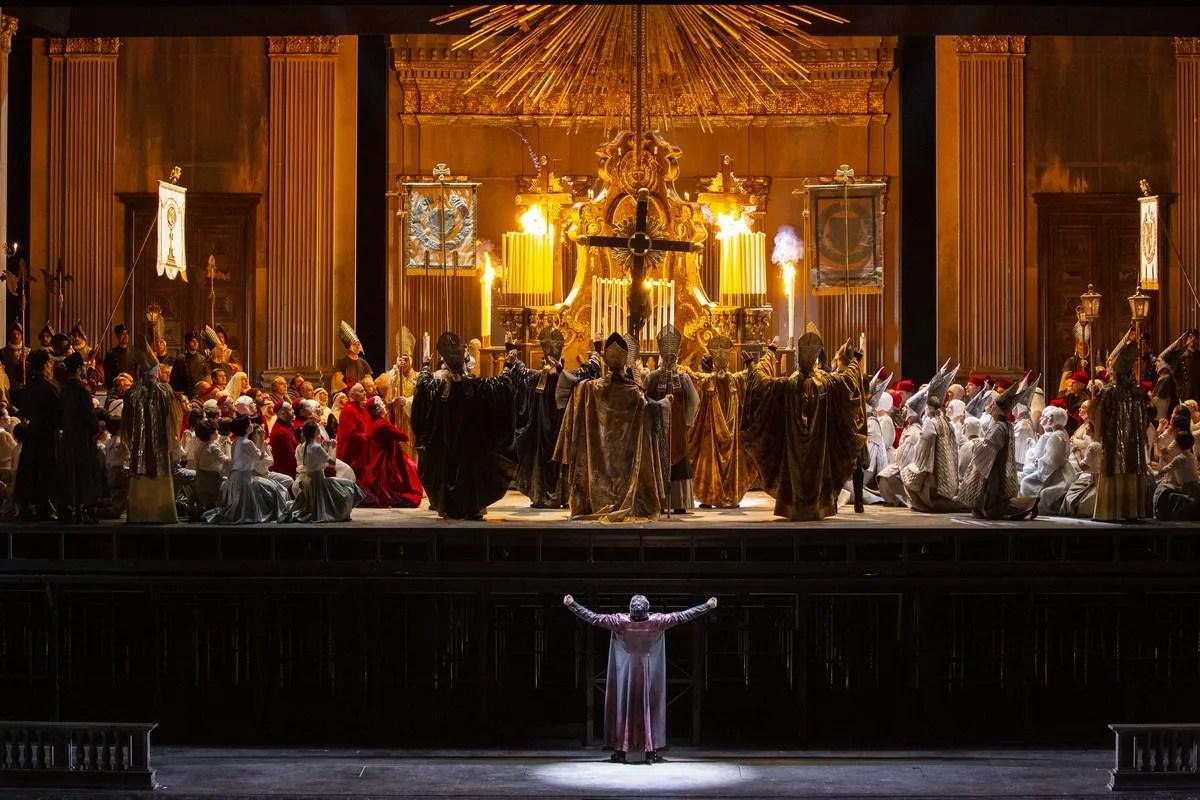 14 Tosca photo by Brescia e Amisano, Teatro alla Scala 2019