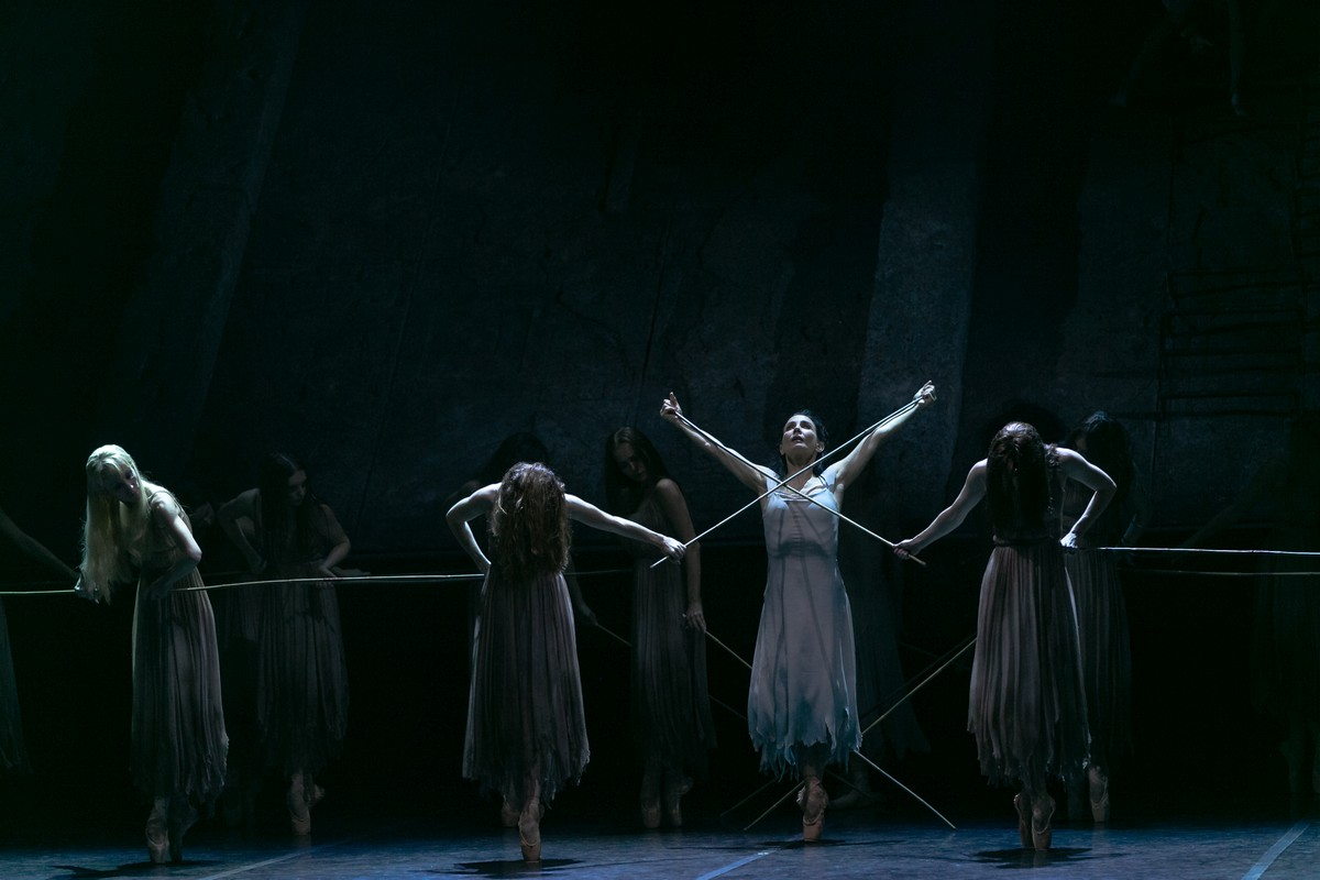 16 Giselle, English National Ballet © Dasa Wharton 2019