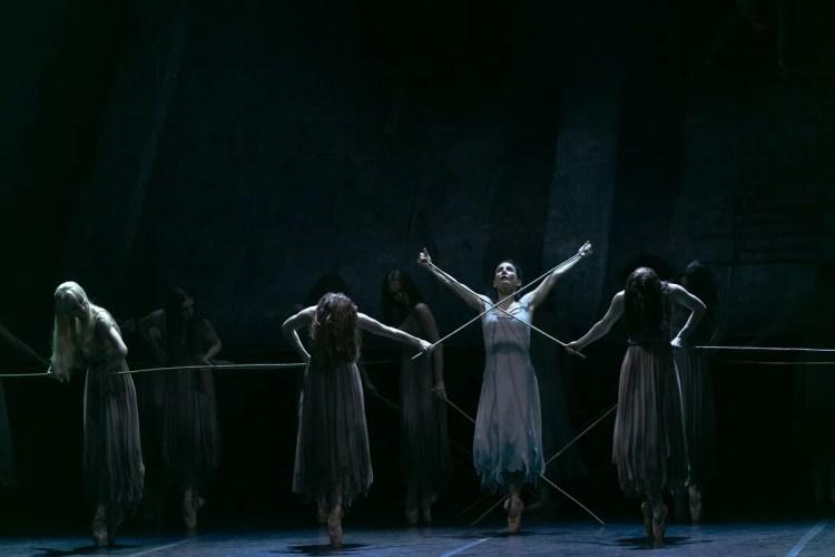 16 Giselle, English National Ballet © Dasa Wharton 2019