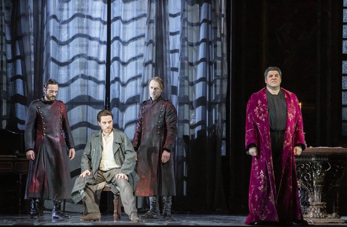 19 Tosca with Meli and Salsi, photo by Brescia e Amisano, Teatro alla Scala 2019