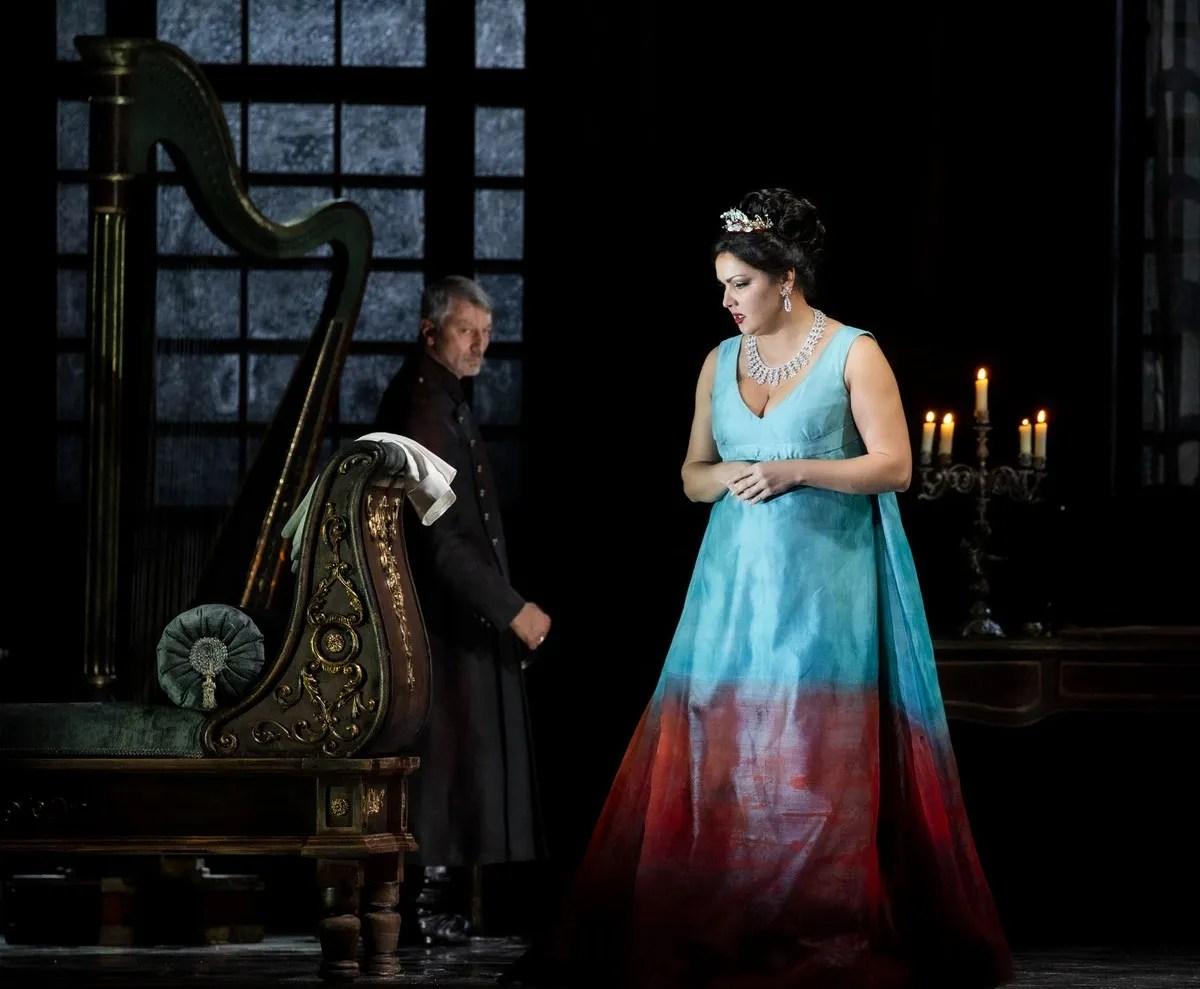 20 Tosca with Netrebko, photo by Brescia e Amisano, Teatro alla Scala 2019