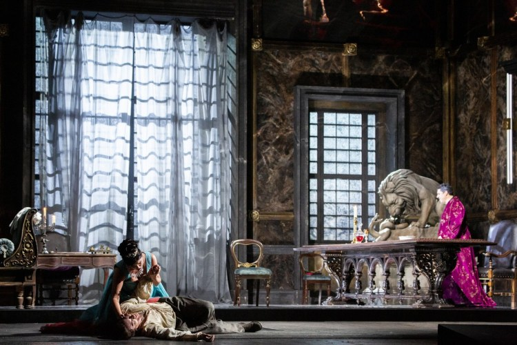 22 Tosca photo by Brescia e Amisano, Teatro alla Scala 2019