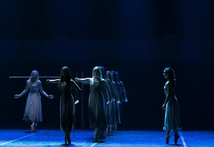 27 Giselle, English National Ballet © Dasa Wharton 2019