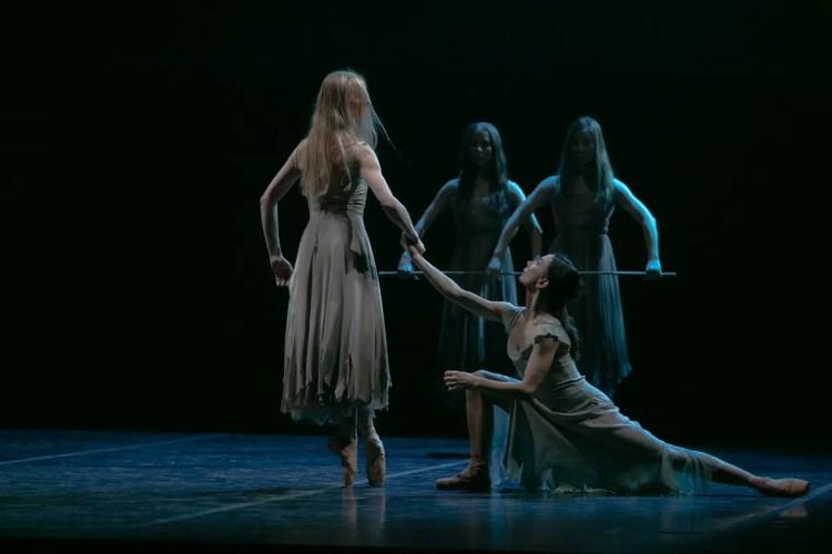 37 Giselle, English National Ballet © Dasa Wharton 2019