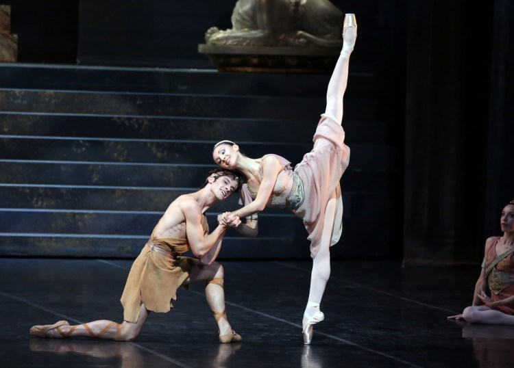 Sylvia Martina Arduino, Claudio Coviello photo by Brescia e Amisano, Teatro alla Scala 2019 22