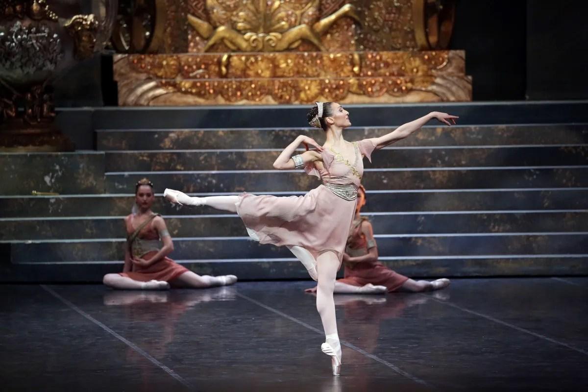 Sylvia Martina Arduino photo by Brescia e Amisano, Teatro alla Scala 2019 20