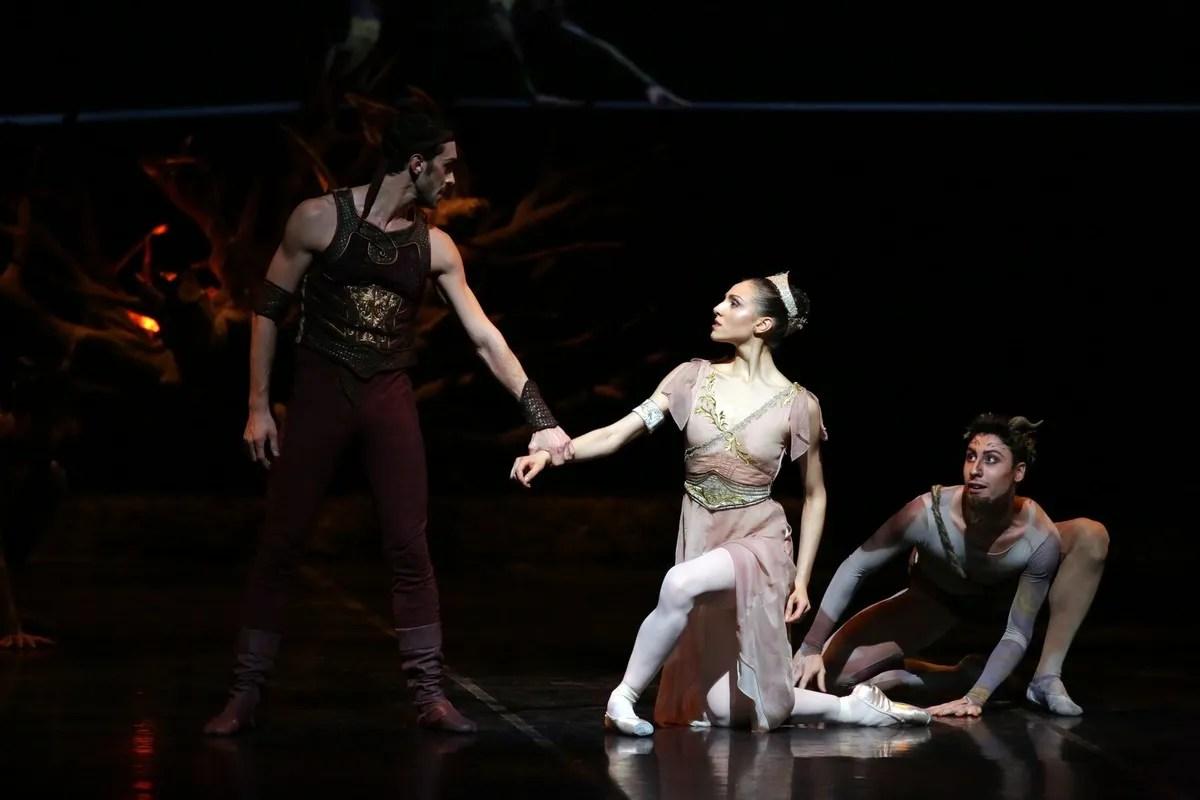 Sylvia photo by Brescia e Amisano, Teatro alla Scala 2019 10