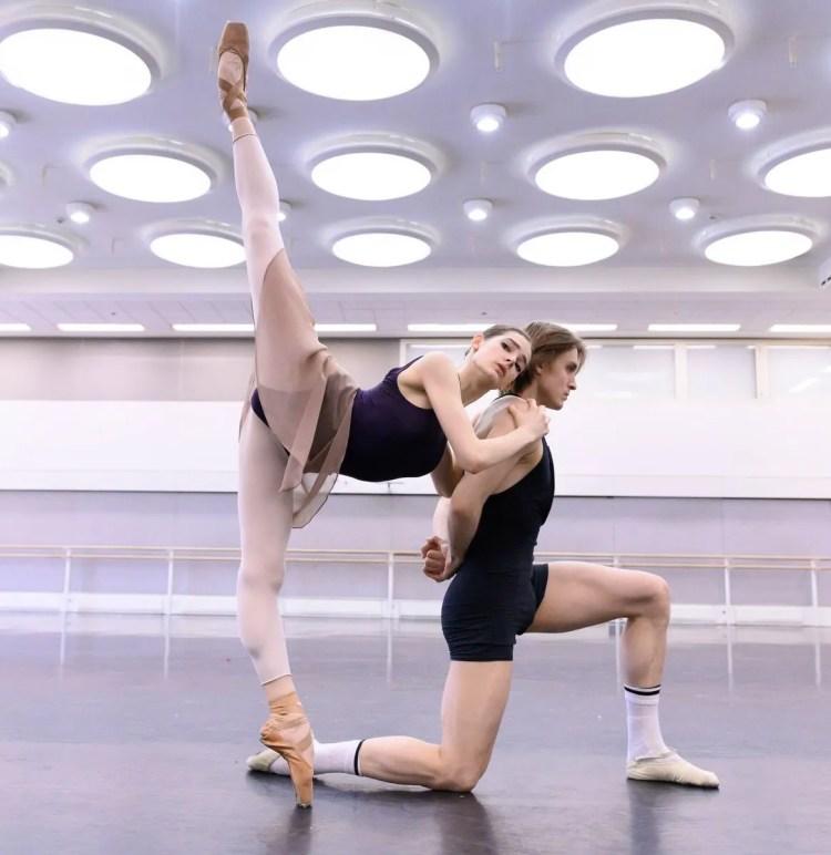 Eleonora Sevenard and Denis Rodkin