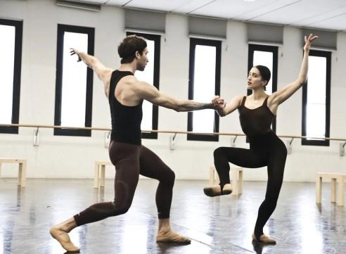 Kammerballett with Alessandra Vassallo and Gabriele Corrado, photo by Brescia e Amisano Teatro alla Scala (7)