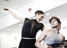 Le Jeune homme et la Mort with Martina Arduino and Claudio Coviello, photo by Brescia e Amisano Teatro alla Scala (1)